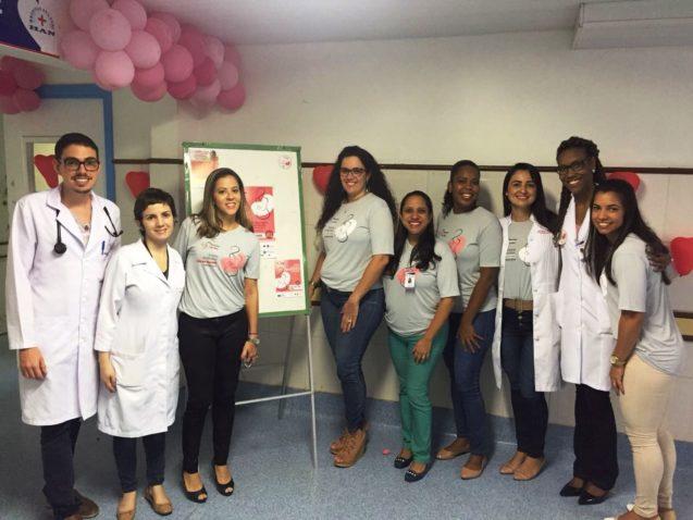 Dia Mundial do Rim e Dia da Mulher são comemorados juntos no Hospital Ana Nery