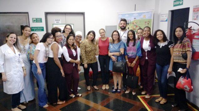 Direito sociais e previdenciários de pacientes renais é debatido no Hospital Ana Nery